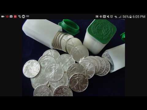 Sell Your Silver Stack Now!  Protect Your Profits!
