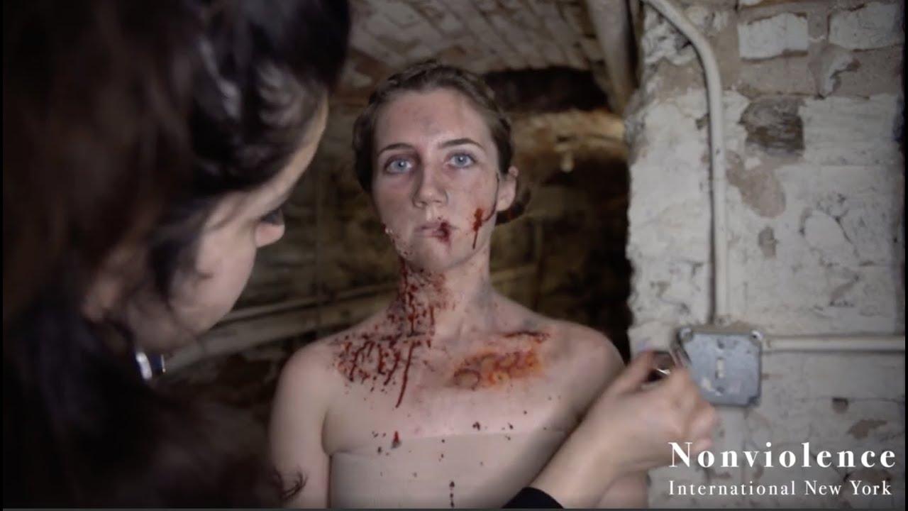 Halloween Special | Makeup Video (Ft. Fiama Calle)