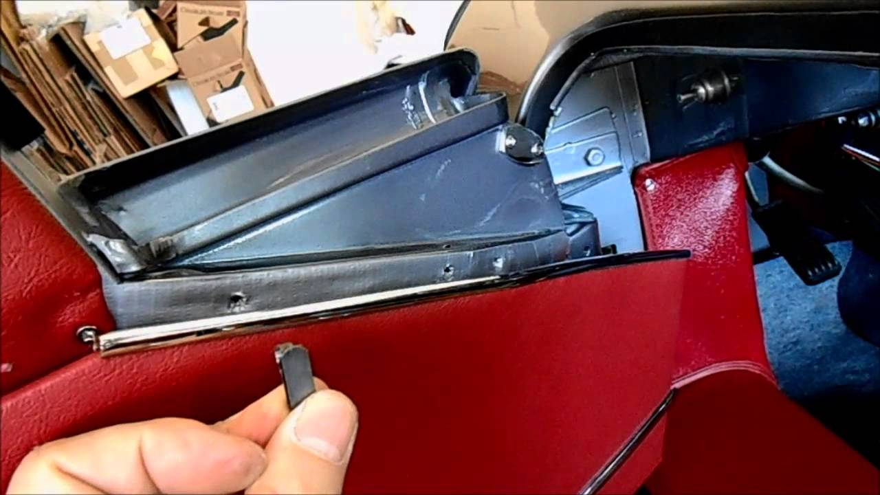 Bettie My 63 E Type Restoration Door Panels Installed