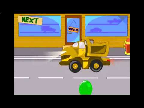 Игры для детей онлайн. Игры развивающие 3-5 лет, Даша