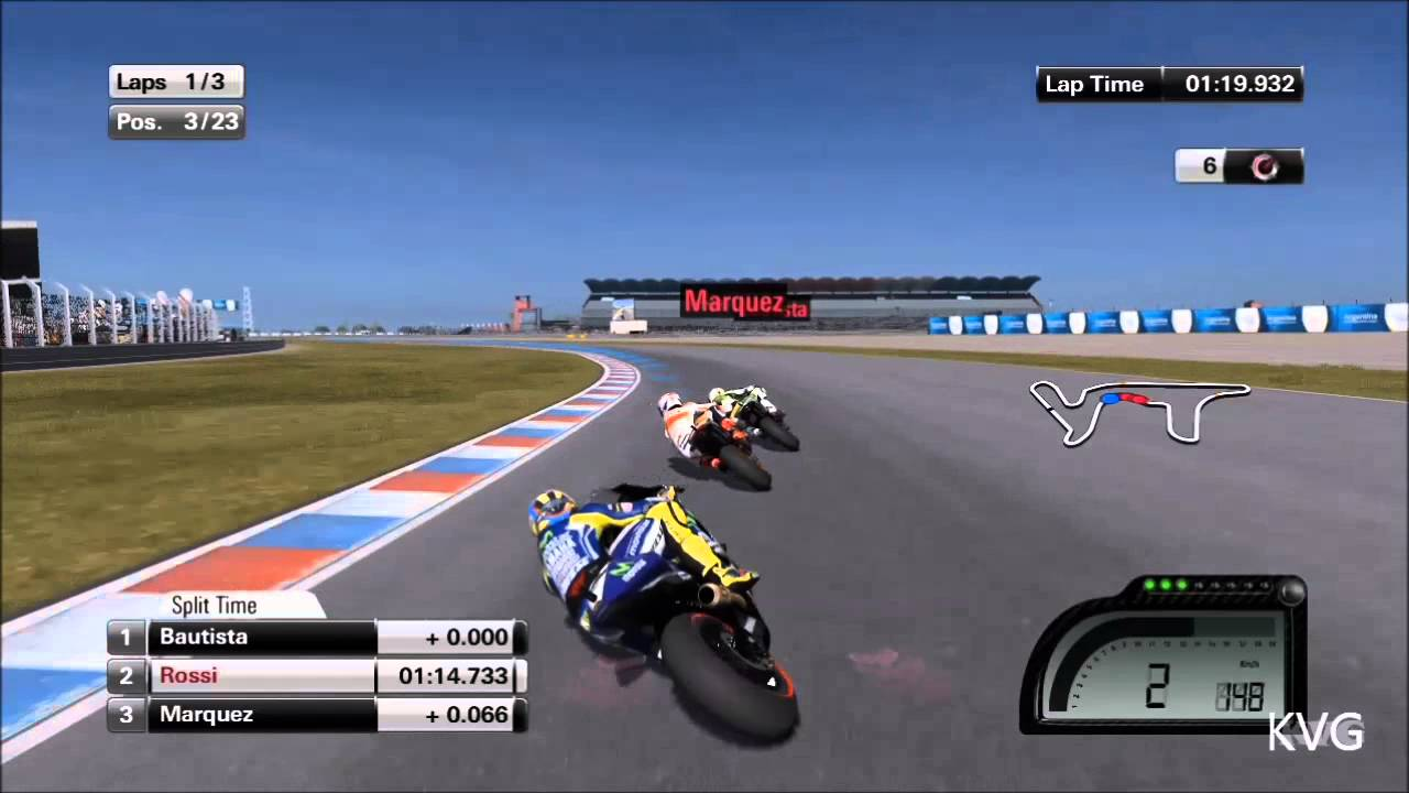 MotoGP 14 Gameplay [HD] - YouTube
