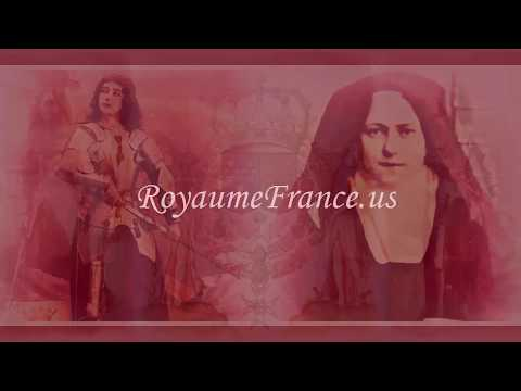 RoyaumeFrance   A mission to restore the influence of Catholic and Royal France in America