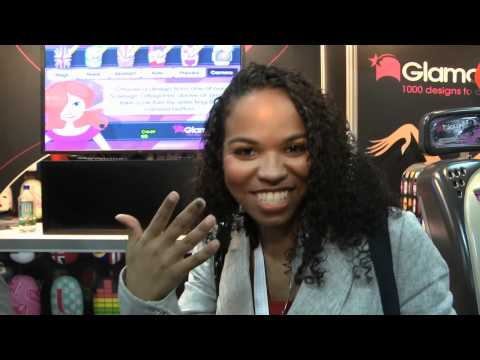 Glamour Nail Highlights from the Int. Licensing Expo