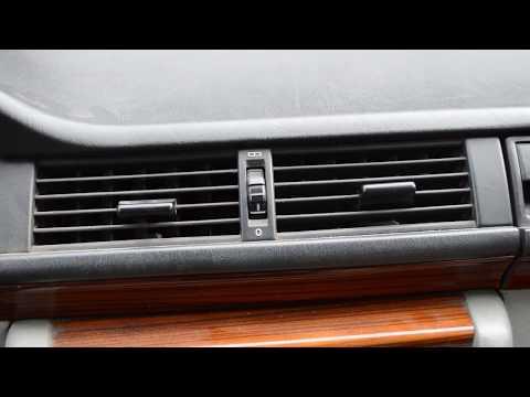 кондиционер в мерседес e230 гонит горячий воздух