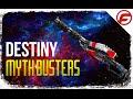 Destiny MYTH BUSTERS Does ICE BREAKER  Breaks a Hive Knight's Shield Exotic Hidden Perk Icebreaker