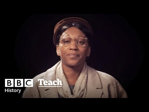 The Rosa Parks story (dramatisation) | History - True Stories