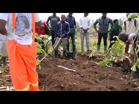 UNION FARMS OF AFRICA FIELD TRAINING 1