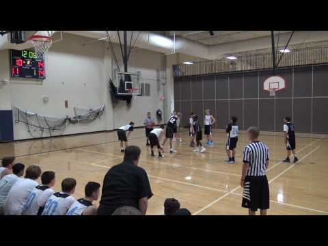 D-Up vs. Lakeridge Pacers