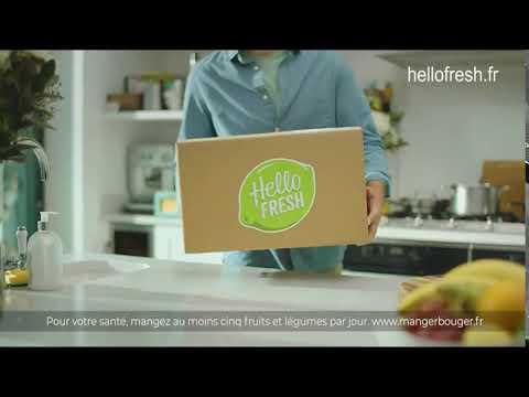 Vidéo HelloFresh