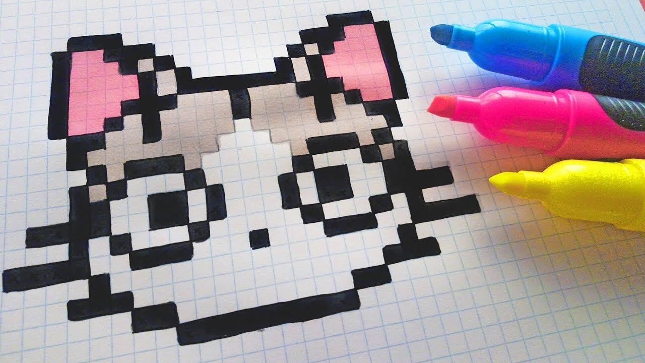 Pixel Art Kawaii