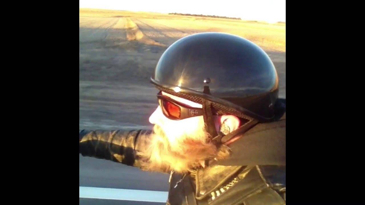 4977beae332 Worlds smallest lightest DOT beanie helmet in action!! - YouTube