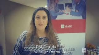 Depoimentos Curso First Class Invisalign by Instituto MAIO - Belo Horizonte