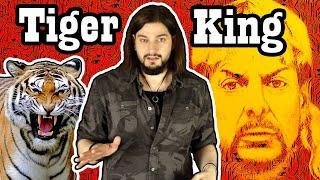 Tiger King Review - Knight at the Movies