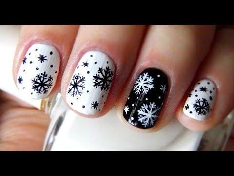 Những kiểu nail tuyệt đẹp cho mùa đông