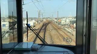 愛知環状鉄道に乗ってます thumbnail
