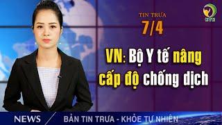 Cập nhật Viêm phổi Vũ Hán trưa 7/4: Mỹ tử vong trên10.000: Cách ly 63 y bác sĩ BV.Phụ sản HN