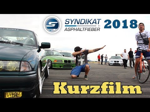 Bmw Syndikat Asphaltfieber 2018 Kurzfilm Youtube