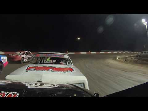 Beatrice Speedway, Stock Car A Feature, 6/9/17, 25B