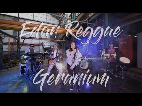 Chord guitar Dhevy Geranium - Edan Reggae