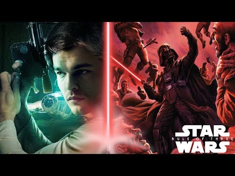 Rule of 3 Ep #2 - Darth Vader vs. Jedi Worries / Han Solo Film in Trouble?!