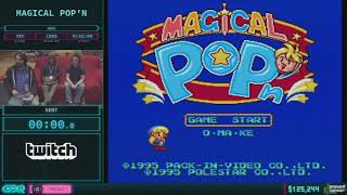 Magical Pop'n by Sent in 30:25 AGDQ 2018