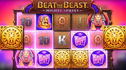 x386 win / Beat the Beast Mighty Sphinx free spins compilation!