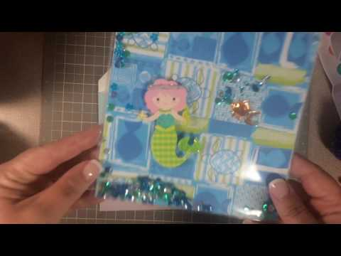 """Under The Sea"" Card 
