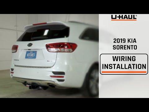 [DHAV_9290]  2019 Kia Sorento Trailer Wiring Installation - YouTube   2017 Kia Sorento Trailer Wiring Harness      YouTube