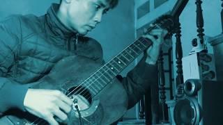 Tombe la neige - Solo Guitar ABC