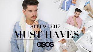 ASOS Menswear Haul & Try On | Spring 2017