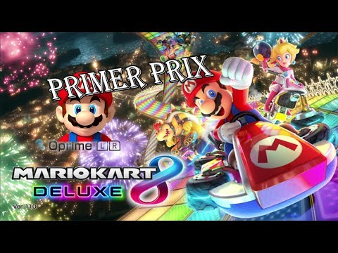 mario kart 8 deluxe primer prix youtube. Black Bedroom Furniture Sets. Home Design Ideas