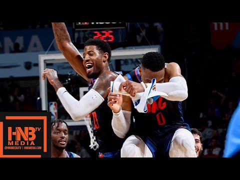 Oklahoma City Thunder vs Phoenix Suns Full Game Highlights | 10.28.2018, NBA Season