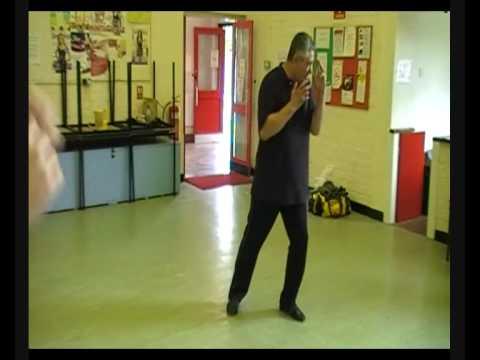 Dennis Jones Street Defence Seminar part 1
