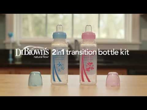 Brown/'s Standard Neck Transition Sippy Spouts Dr