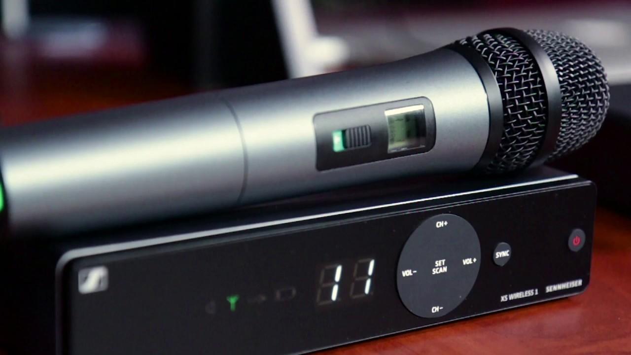 sennheiser xsw 1 wireless systems youtube. Black Bedroom Furniture Sets. Home Design Ideas