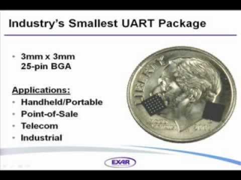 Nu Horizons - Introduction to Exar VLIO UARTS