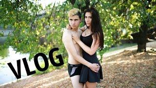 VLOG ● Пикник Вики Пафoс | Как уломать на поцелуй?