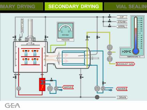 Pharmaceutical Freeze Drying Process