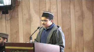 Promised Messiah Day- Atfal Speech