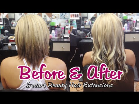 Best before after hair extensions portfolio 2014 instant best before after hair extensions portfolio 2014 instant beauty youtube pmusecretfo Images