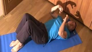 Часть 2: Как избавиться от боли в пояснице - Упражнения для растяжки(Качественные БЕСПЛАТНЫЕ полные тренинги! Кликни сейчас по ссылке: http://elite-skill.ru/wppage/sekretdlyasvoyih/ И скачай тренин..., 2012-11-04T20:44:29.000Z)