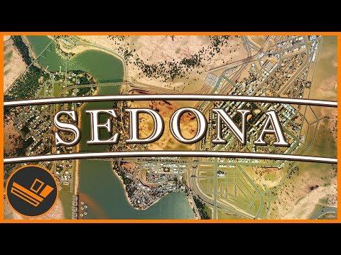 Sedona - Part 24 | RING ROAD (Cities: Skylines)