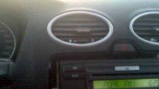 Ford Focus 2 2007 Посторонний  шум в климат-контроле
