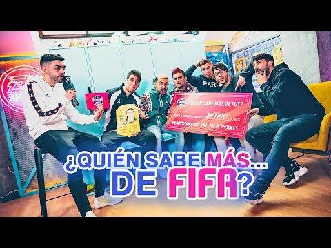 ¿QUIÉN SABE MÁS DE FIFA?... **CONCURSO** thumbnail