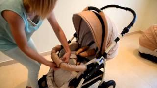 Видеообзор детской универсальной коляски Verdi Zipy 3 в 1
