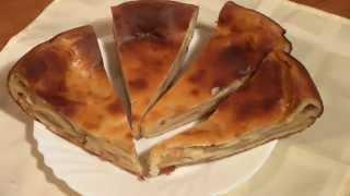 Видео-рецепт пирога с яблоками (шарлотки)