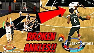 MOST UNGUARDABLE BUILD IN THE GAME! BACK TO BACK 30 POINT GAMES! - NBA 2K19 JORDAN REC CENTER