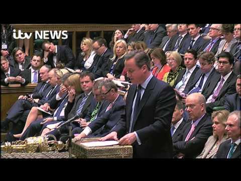 David Cameron on EU reform proposals: Full statement