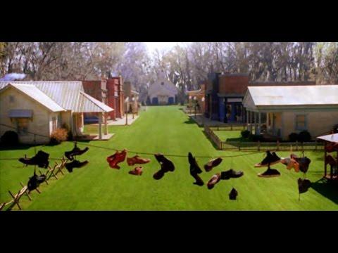 The ABANDONED Island - Exploring Tim Burton Movie Set