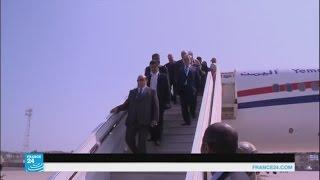 ما العلاقة بين عودة الرئيس اليمني إلى عدن ومعارك تعز؟
